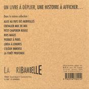 Ribambelle t.3 ; dans l'océean immense - 4ème de couverture - Format classique