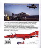 McDonnell f-4 phantom t.1 ; les appareils de l'US Marine Corps - 4ème de couverture - Format classique