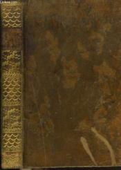 Oeuvres Choisies Et Odes Sacrees - Couverture - Format classique
