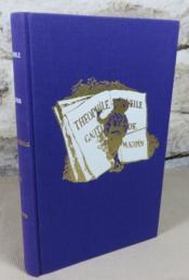 Mademoiselle de Maupin. - Couverture - Format classique