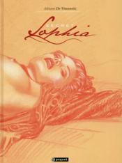 Secret Sophia - Couverture - Format classique