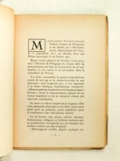 Monseigneur N.-J. Dabert, Evêque de Périgueux et de Sarlat - Couverture - Format classique