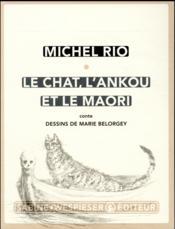 Le chat, l'ankou et le maori - Couverture - Format classique