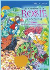 Les aventures de Rosie la coccinelle t.4 - Couverture - Format classique