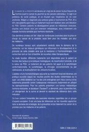 Le Cancer De La Prostate - 4ème de couverture - Format classique