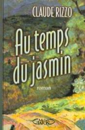 Au temps du jasmin - Couverture - Format classique