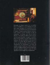 Symboles du bouddhisme - 4ème de couverture - Format classique