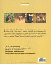 La Chasse Du Chevreuil - 4ème de couverture - Format classique