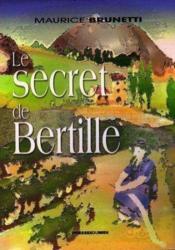 Le Secret De Bertille - Couverture - Format classique
