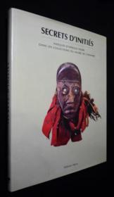 Secrets D'Inities (Broche) - Couverture - Format classique