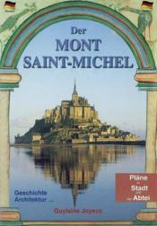 Der mont Saint-Michel - Couverture - Format classique
