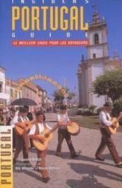 Portugal insider's - Couverture - Format classique