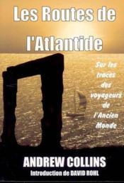 Routes de l'atlantide - Couverture - Format classique