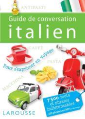 telecharger Guide de conversation italien livre PDF en ligne gratuit