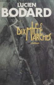 Les Dix Mille Marches. - Couverture - Format classique