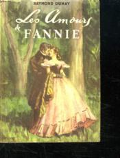 Les Amours De Fannie. - Couverture - Format classique