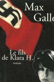 Le Fils De Klara H. - Couverture - Format classique