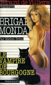 Le Vampire De Bourgogne - Couverture - Format classique