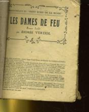 Les Dames De Feu - Couverture - Format classique