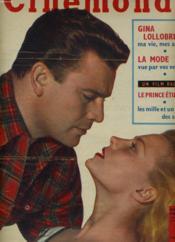 CINEMONDE - 23e ANNEE - N° 1068 - Le film raconté complet en couleurs: LE PRINCE ETUDIANT - Couverture - Format classique