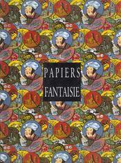 Papiers fantaisies - Intérieur - Format classique