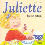 Juliette fait un gâteau - Intérieur - Format classique