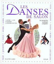 Danses De Salon + Cd - Intérieur - Format classique