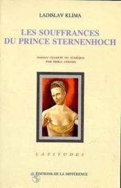 Souffrances Du Prince Sternenhoch - Couverture - Format classique
