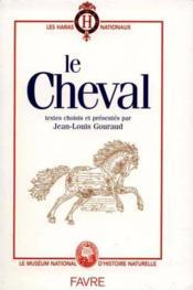 Cheval - Couverture - Format classique