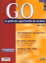 Guide Des Opportunites De Carriere - Intérieur - Format classique