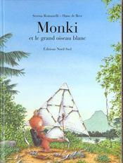 Monki et le grand oiseau - Intérieur - Format classique
