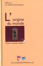 L'Origine Du Monde - Intérieur - Format classique