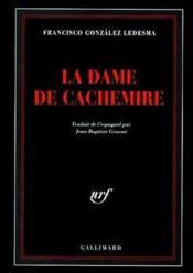 La Dame De Cachemire - Couverture - Format classique