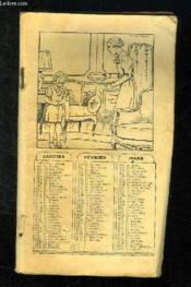 Almanach De Lisette 1939. - Couverture - Format classique
