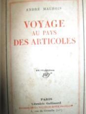 Voyage au Pays des Articoles. 18e édition. - Couverture - Format classique