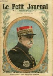 LE PETIT JOURNAL - supplément illustré numéro 1295 - COMMANDANT D'UN GROUPE D'ARMEES - SUR LE FRONT RUSSE - Couverture - Format classique