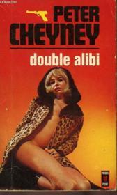 Double Alibi - Couverture - Format classique