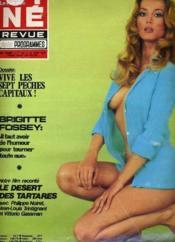 Cine Revue - Tele-Programmes - 56e Annee - N° 24 - Le Desert Des Tartares - Couverture - Format classique