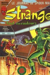 Strange N°139 - Couverture - Format classique