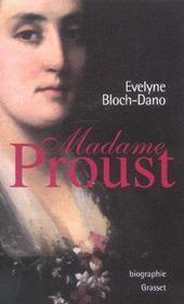 Madame Proust - Intérieur - Format classique