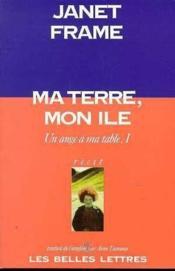 Ma Terre, Mon Ile Un Ange A Ma Table-Tome 1 - Couverture - Format classique