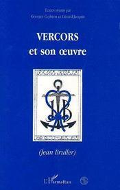 Vercors et son oeuvre - Intérieur - Format classique
