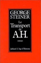 Le Transport De A.H. - Couverture - Format classique