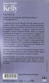 Fournaise - Couverture - Format classique