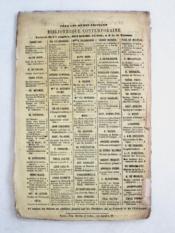 Les Précieux. Comédie-Vaudeville en un acte. Représentée pour la première fois, à Paris, sur le théâtre du Palais-Royal, le 7 août 1855 - Couverture - Format classique