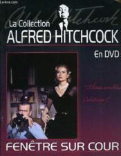 La Collection Alfred Hitchock En Dvd - Fenetre Sur Cour - Couverture - Format classique