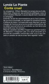 Conte Cruel - Couverture - Format classique