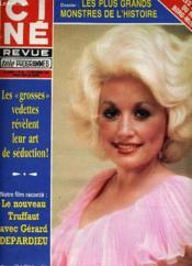 CINE REVUE - TELE-PROGRAMMES - 61E ANNEE - N° 39 - LA FEMME D'A COTE: on ne peut jamais oublier l'amour de sa vie... - Couverture - Format classique