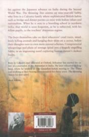 The Skinning Tree - 4ème de couverture - Format classique