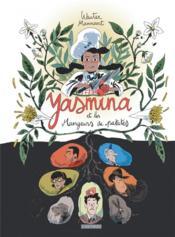 Yasmina et les mangeurs patates - Couverture - Format classique